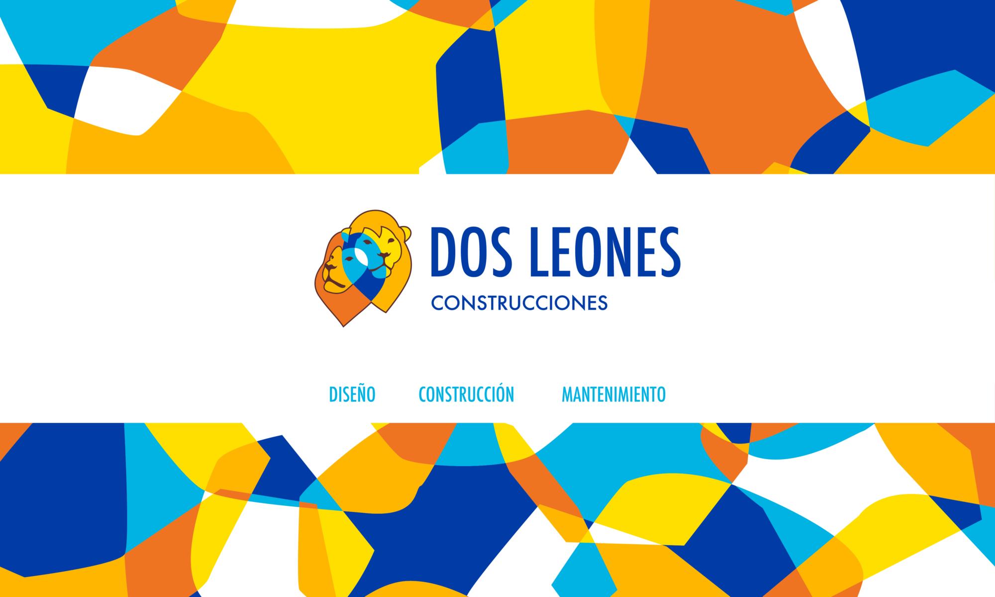 Construcciones Dos Leones — Próximamente